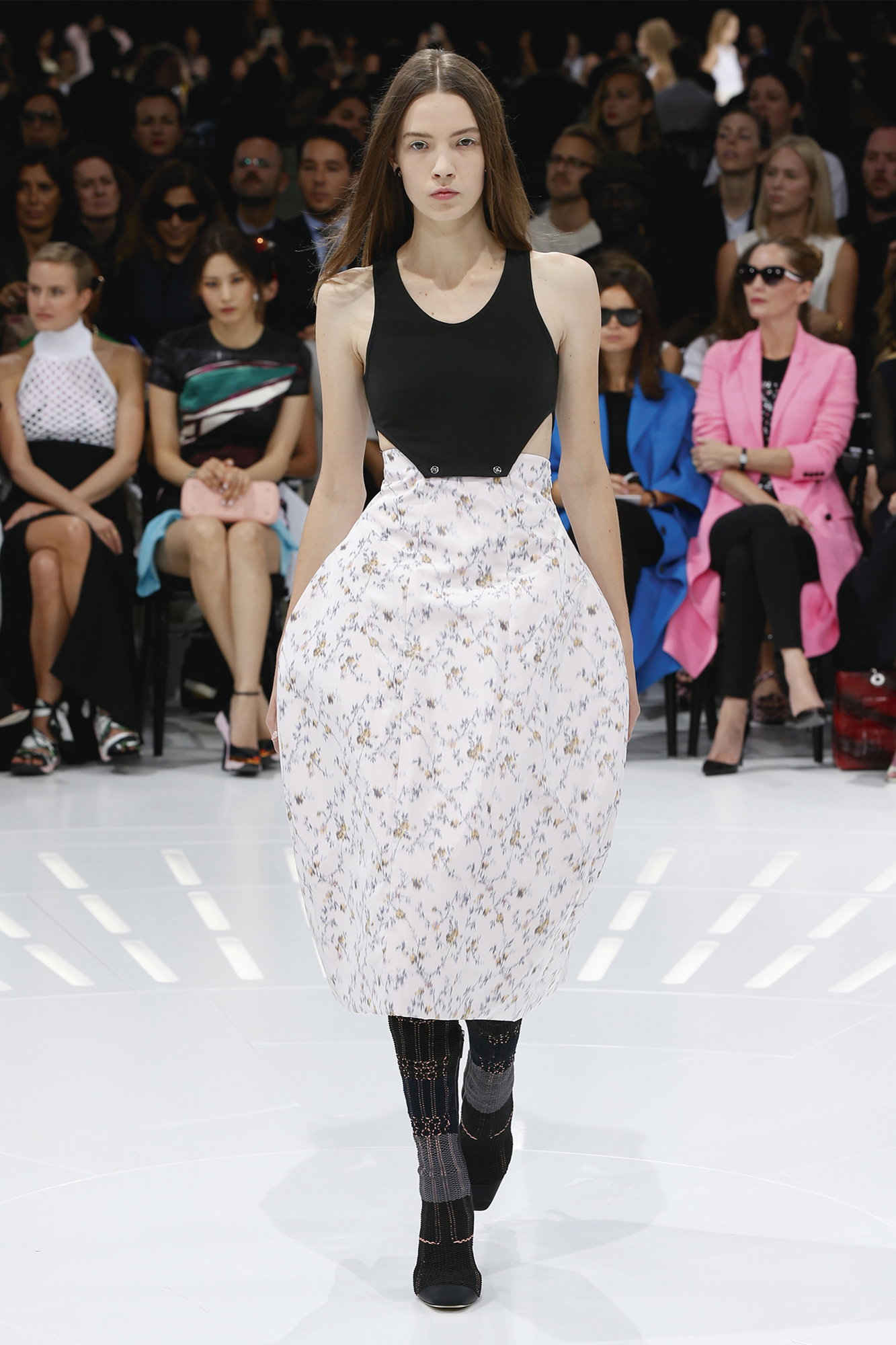 Christian Dior Haute Couture Spring-Summer Ready To Wear Dresses & Accessories Collection 2015-16 (16)