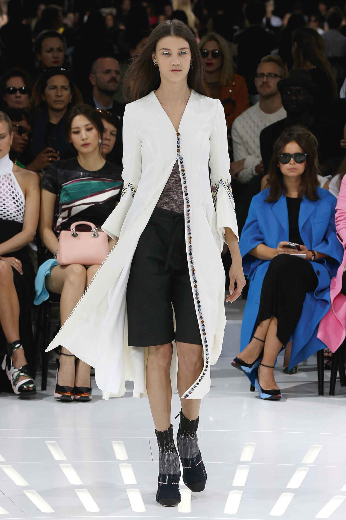 Christian Dior Haute Couture Spring-Summer Ready To Wear Dresses & Accessories Collection 2015-16 (2)