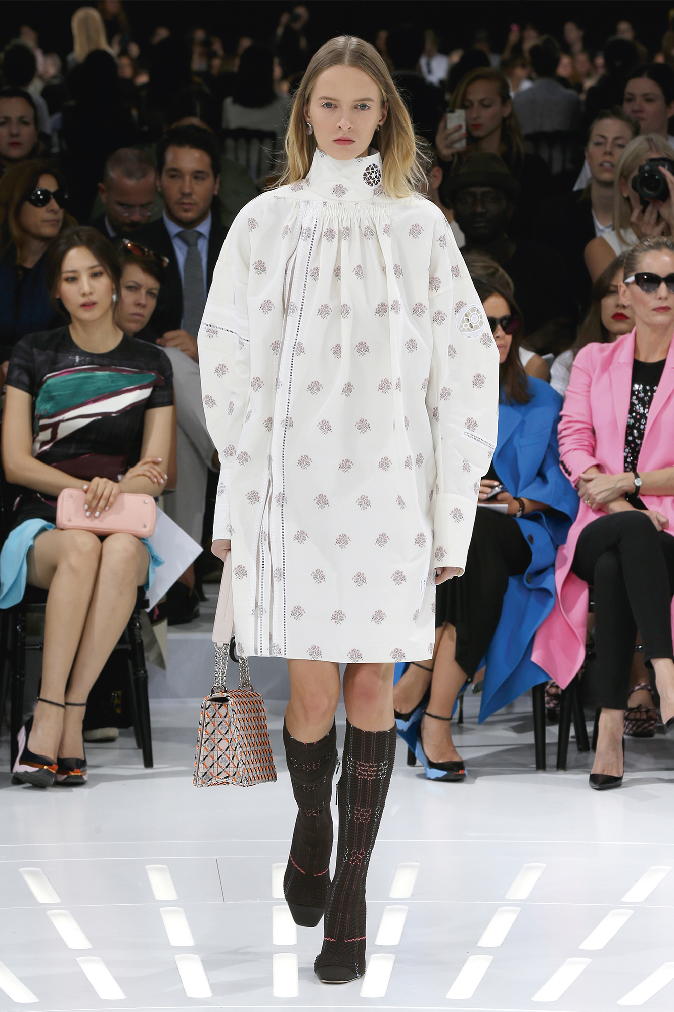 Christian Dior Haute Couture Spring-Summer Ready To Wear Dresses & Accessories Collection 2015-16 (20)
