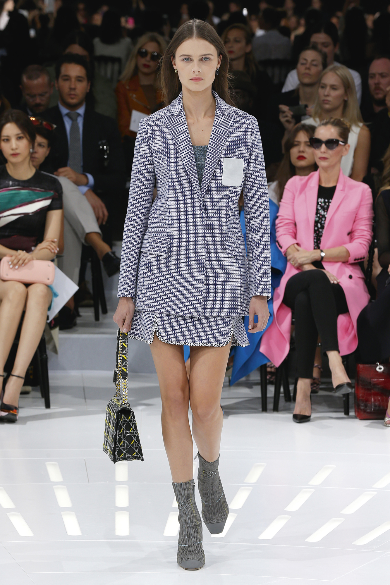 Christian Dior Haute Couture Spring-Summer Ready To Wear Dresses & Accessories Collection 2015-16 (24)