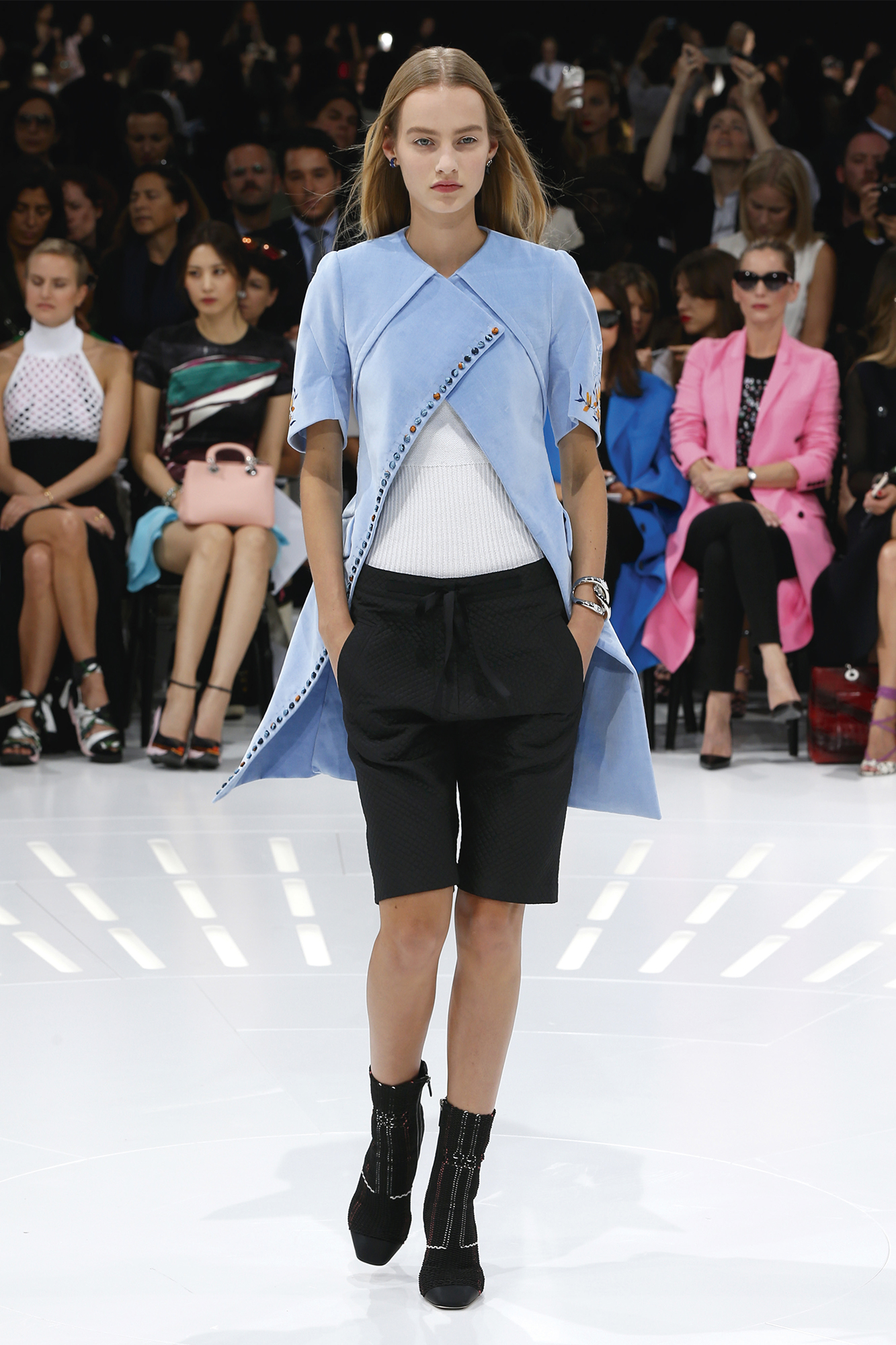 Christian Dior Haute Couture Spring-Summer Ready To Wear Dresses & Accessories Collection 2015-16 (27)