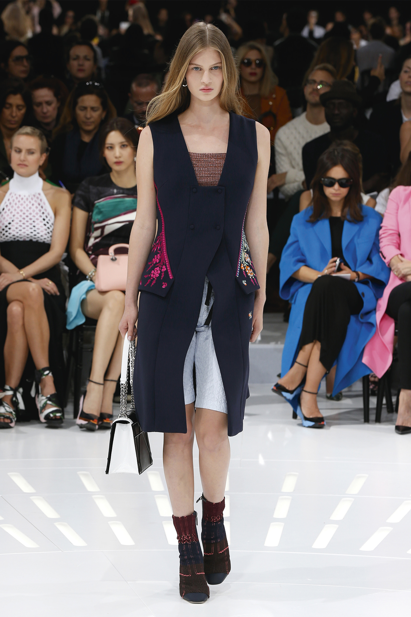 Christian Dior Haute Couture Spring-Summer Ready To Wear Dresses & Accessories Collection 2015-16 (28)