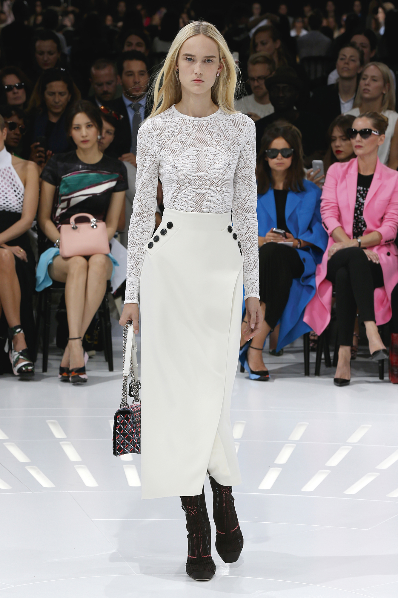 Christian Dior Haute Couture Spring-Summer Ready To Wear Dresses & Accessories Collection 2015-16 (32)