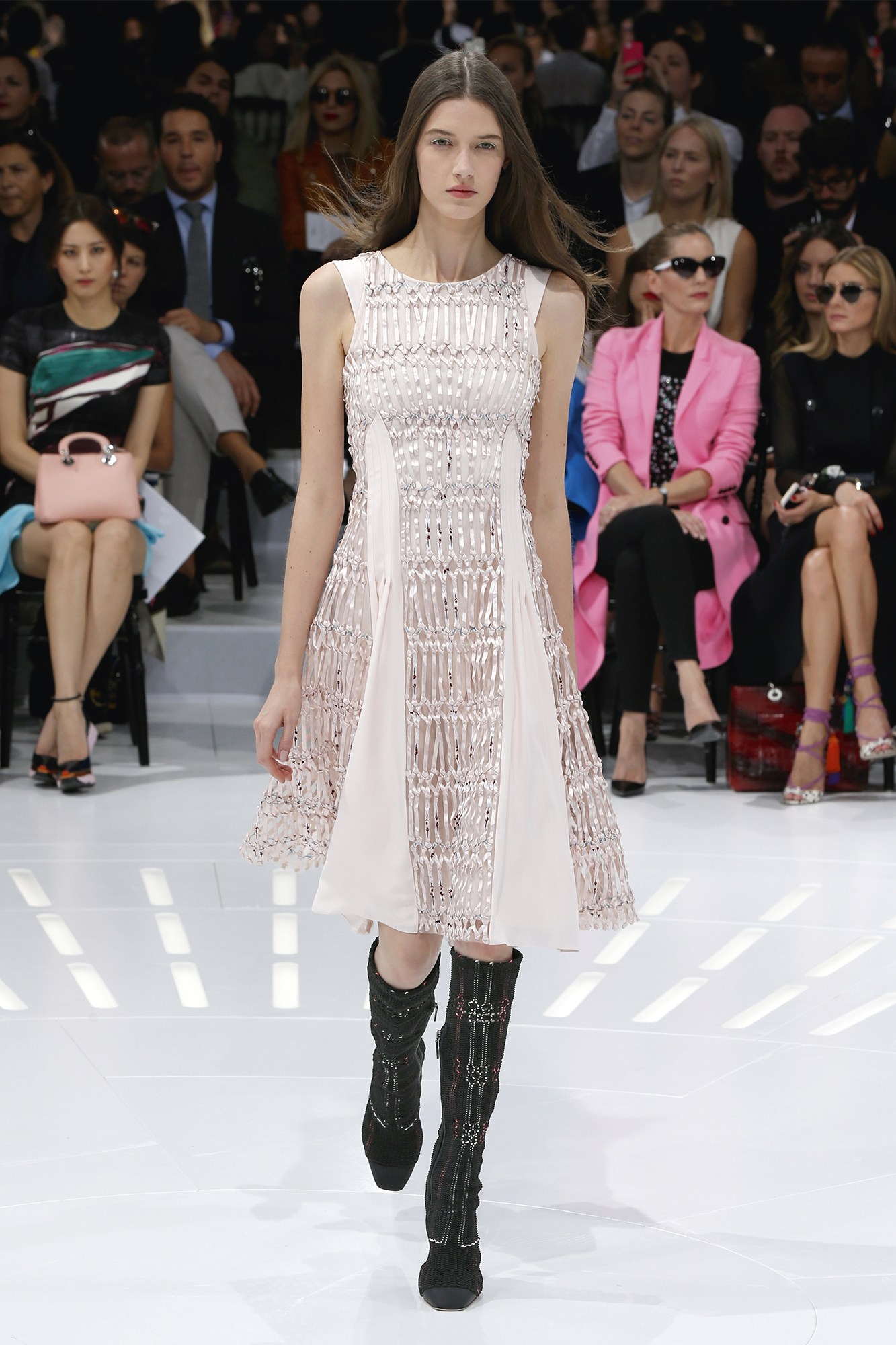 Christian Dior Haute Couture Spring-Summer Ready To Wear Dresses & Accessories Collection 2015-16 (34)
