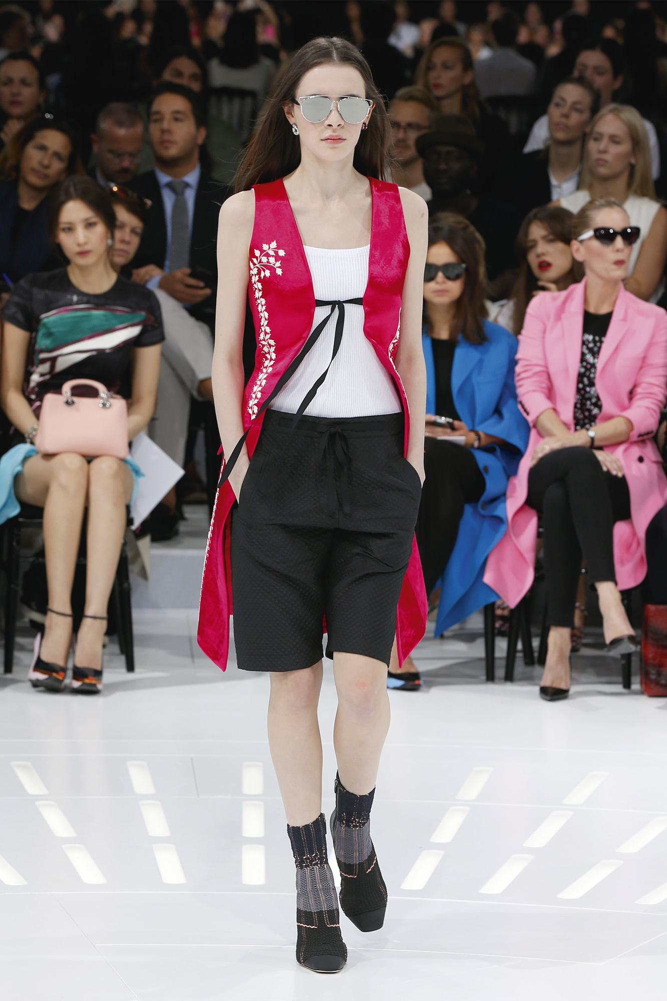 Christian Dior Haute Couture Spring-Summer Ready To Wear Dresses & Accessories Collection 2015-16 (37)