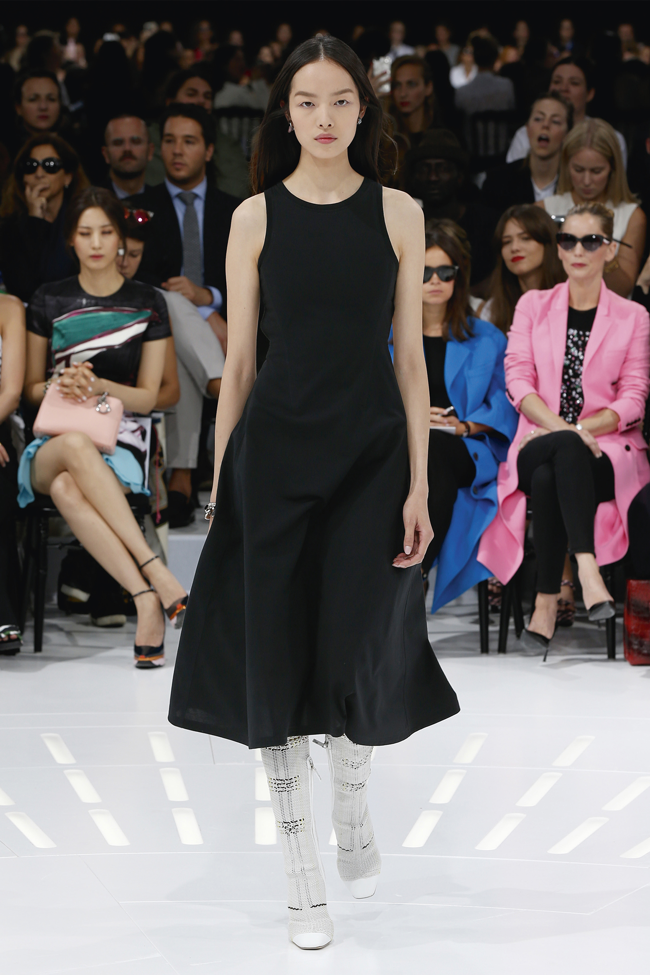 Christian Dior Haute Couture Spring-Summer Ready To Wear Dresses & Accessories Collection 2015-16 (7)