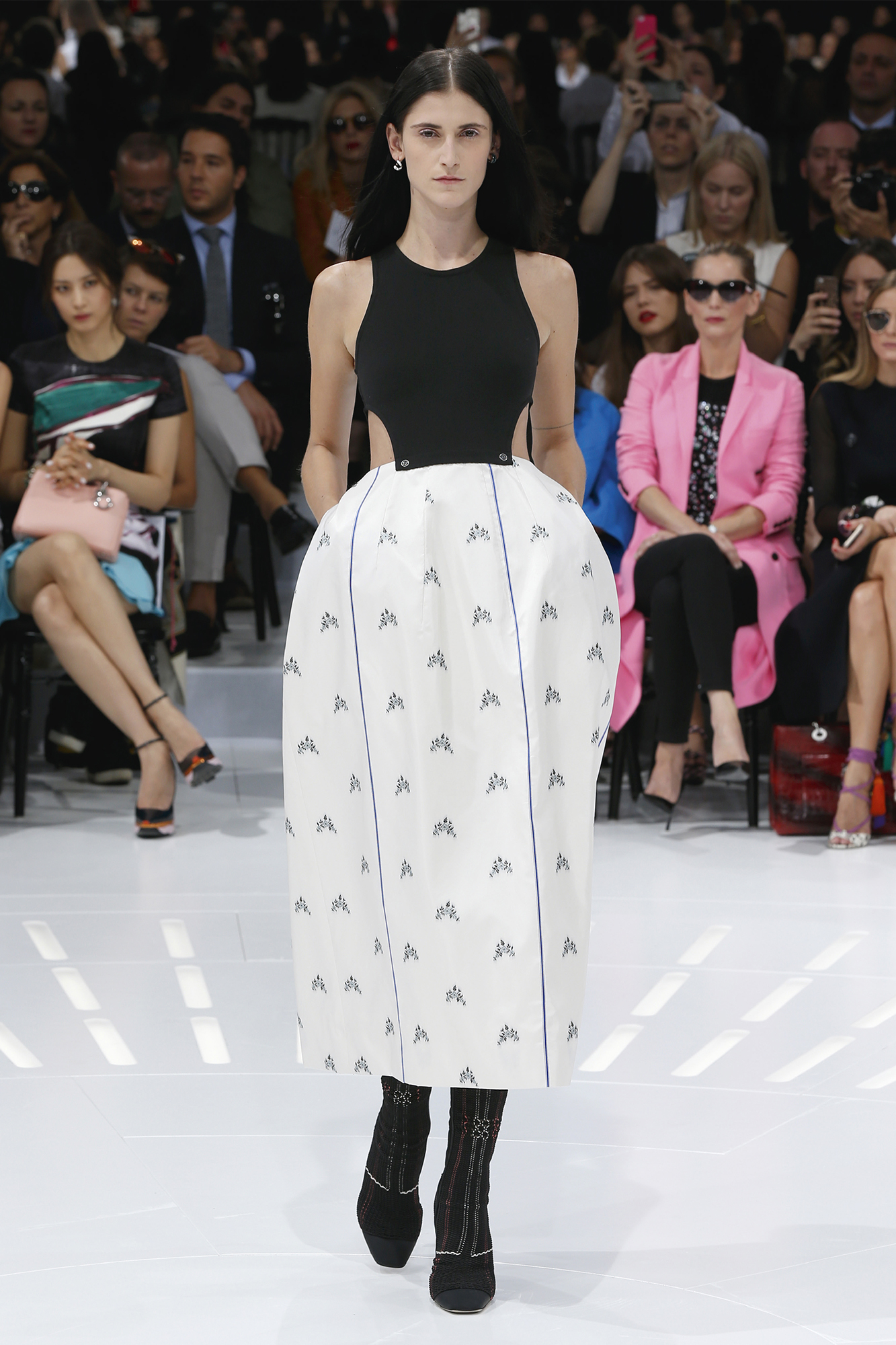 Christian Dior Haute Couture Spring-Summer Ready To Wear Dresses & Accessories Collection 2015-16 (8)
