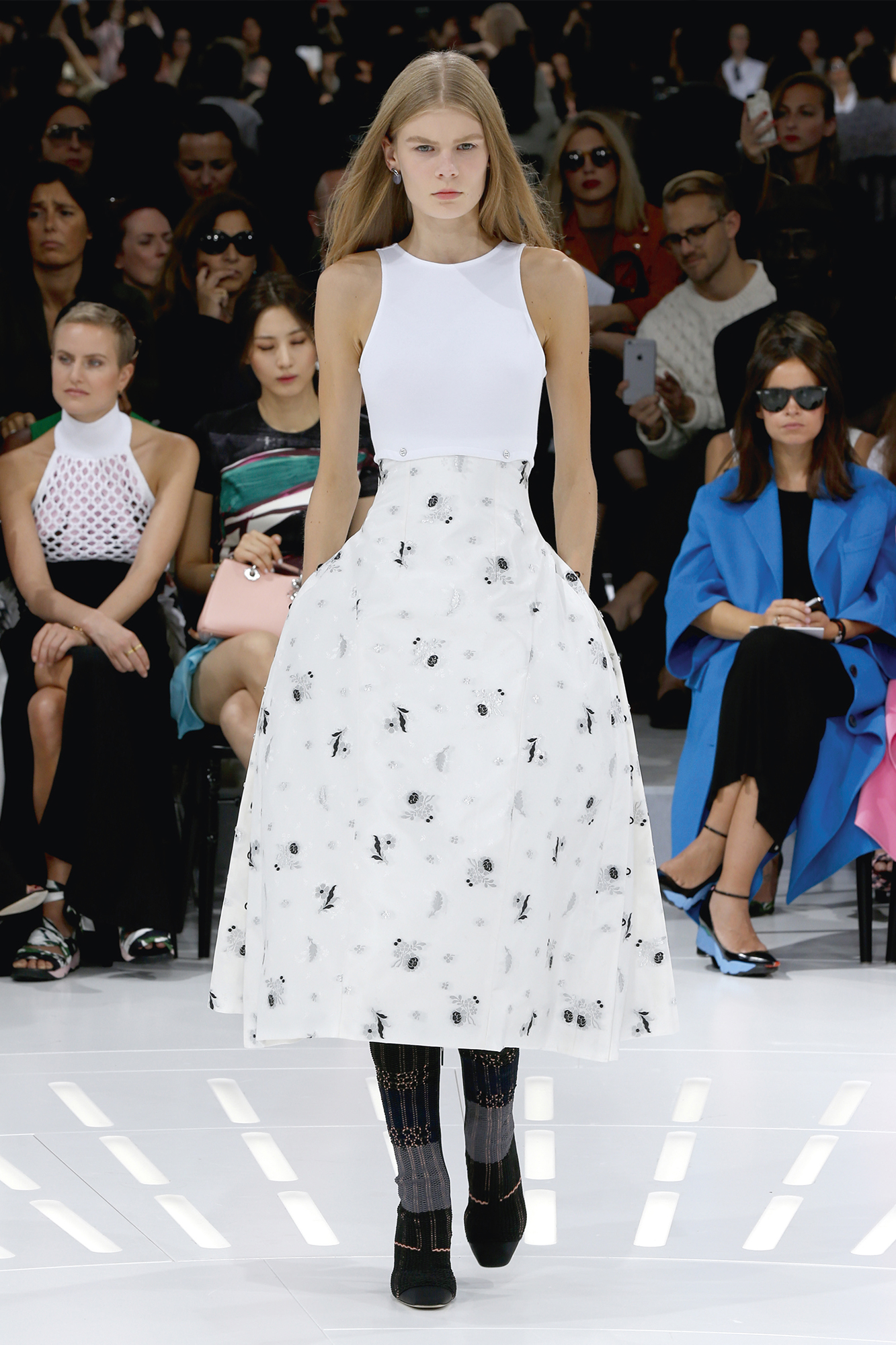 Christian Dior Haute Couture Spring-Summer Ready To Wear Dresses & Accessories Collection 2015-16 (9)