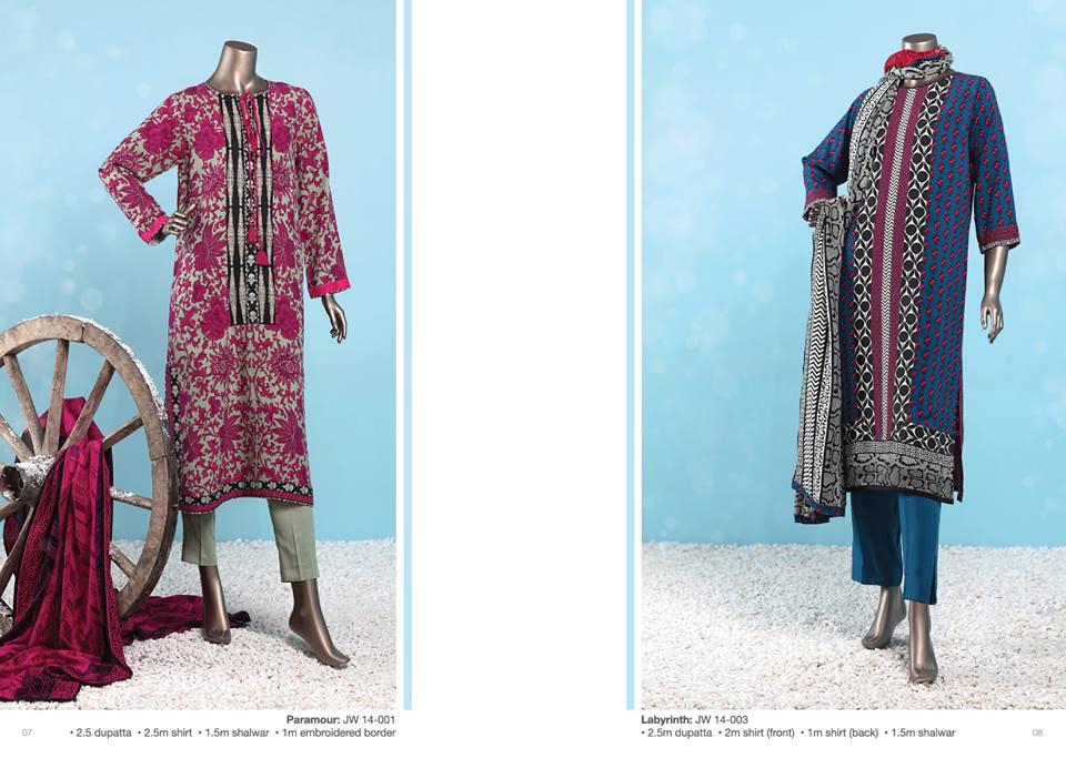J. Junaid Jamshed Latest Pret Wear Fancy Dresses Collection for Women 2015-2016 (14)