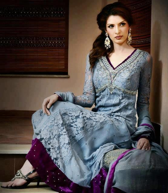 Latest Collection of Air Line Frock Dresses designs & shirts styles for Women 2015-2016 (10)