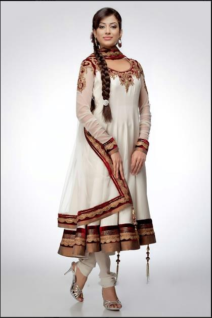 Latest Collection of Air Line Frock Dresses designs & shirts styles for Women 2015-2016 (11)