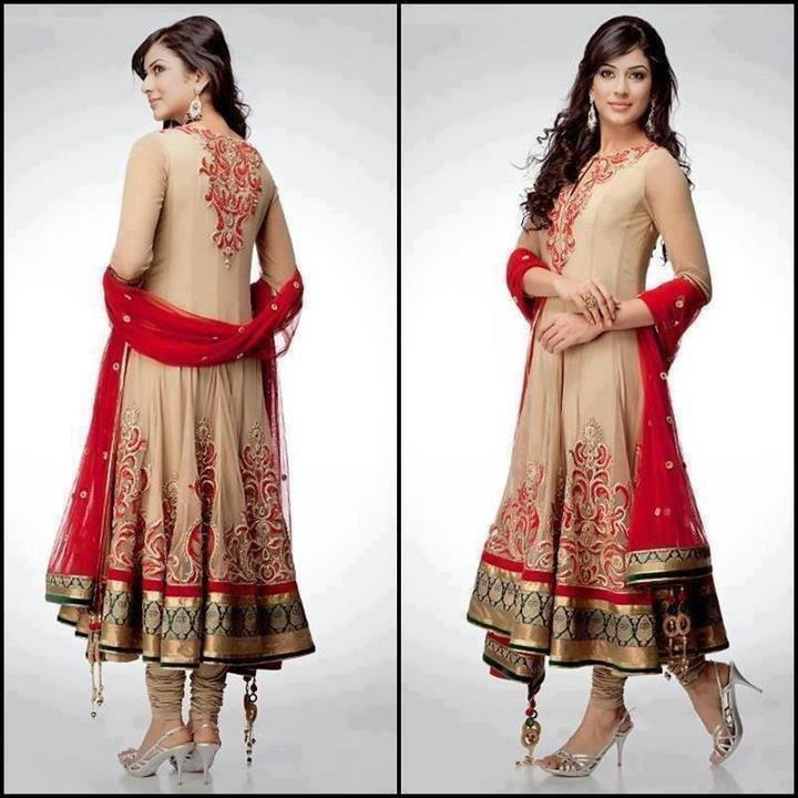 Latest Collection of Air Line Frock Dresses designs & shirts styles for Women 2015-2016 (12)