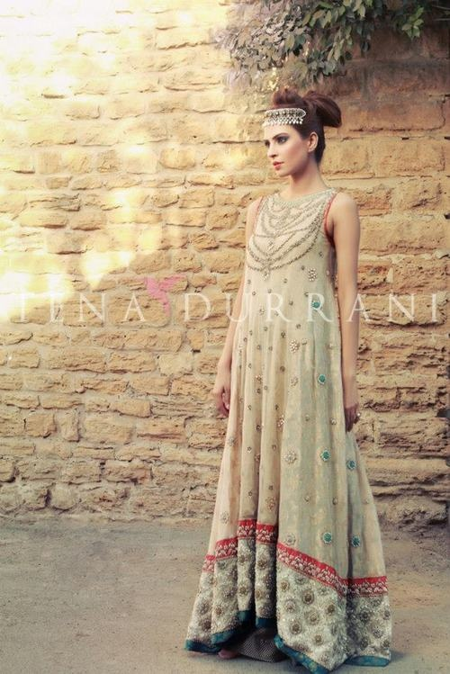 Latest Collection of Air Line Frock Dresses designs & shirts styles for Women 2015-2016 (16)