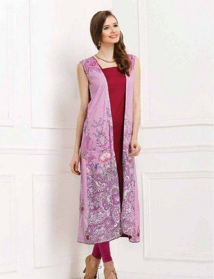 5 Star Textiles Summer Lawn Chiffon Dresses Digital Printed Collection 2015 (4)