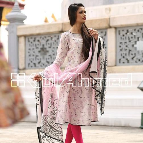 Gul Ahmed Latest Spring-Summer Dresses Collections 2015-2016 for Women by Pakistani brands (11)