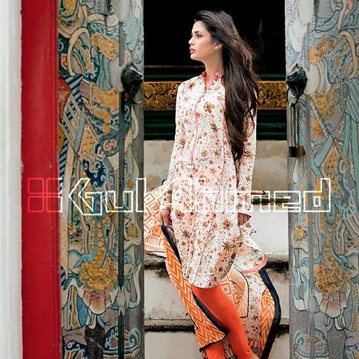 Gul Ahmed Latest Spring-Summer Dresses Collections 2015-2016 for Women by Pakistani brands (8)