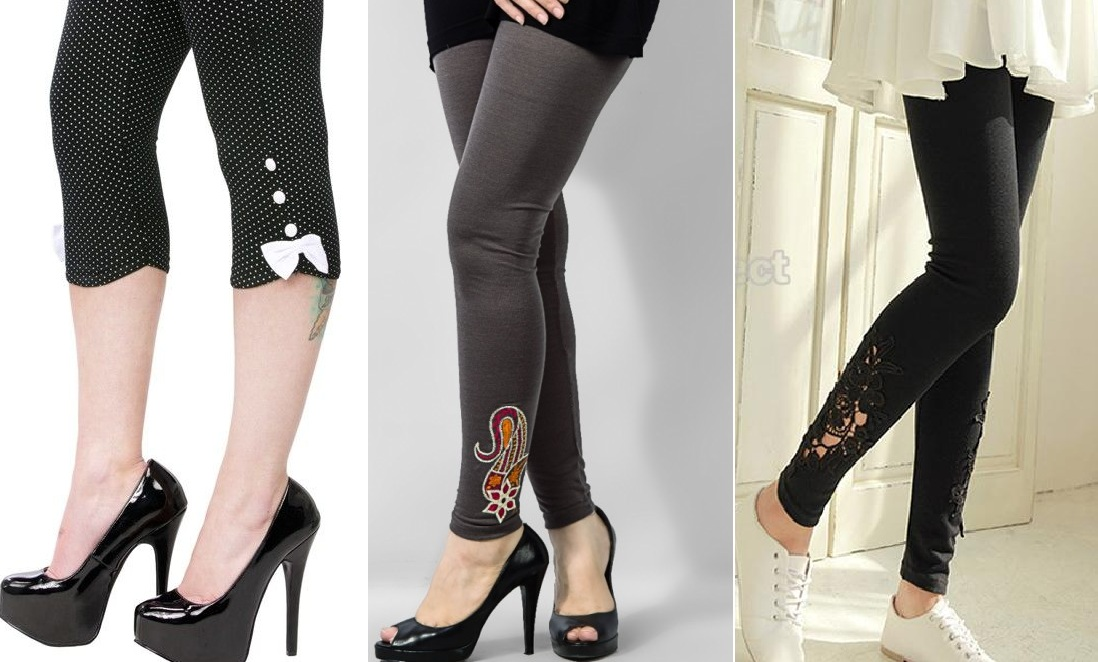 Ladies Tights Capri Pants Amp Leggings Designs Latest
