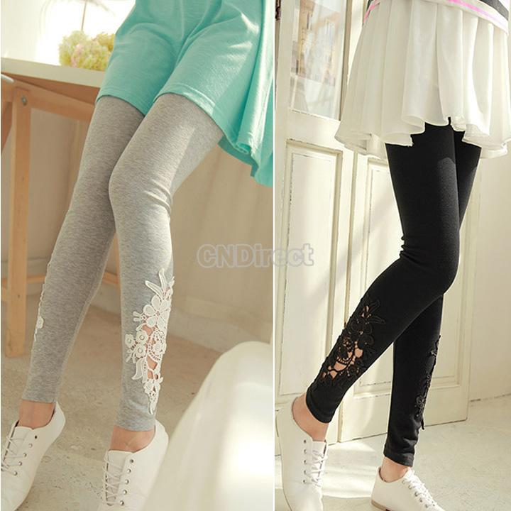Latest Collection of Printed Embroidered Ladies Tights, Capri Pants & Leggings Designs 2015-2016 (32)