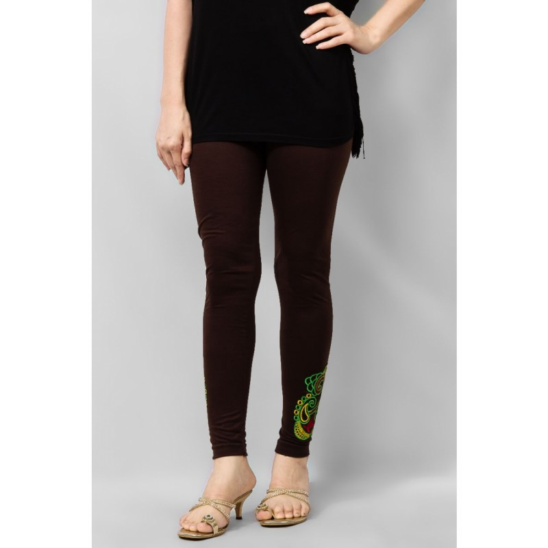 Latest Collection of Printed Embroidered Ladies Tights, Capri Pants & Leggings Designs 2015-2016 (4)