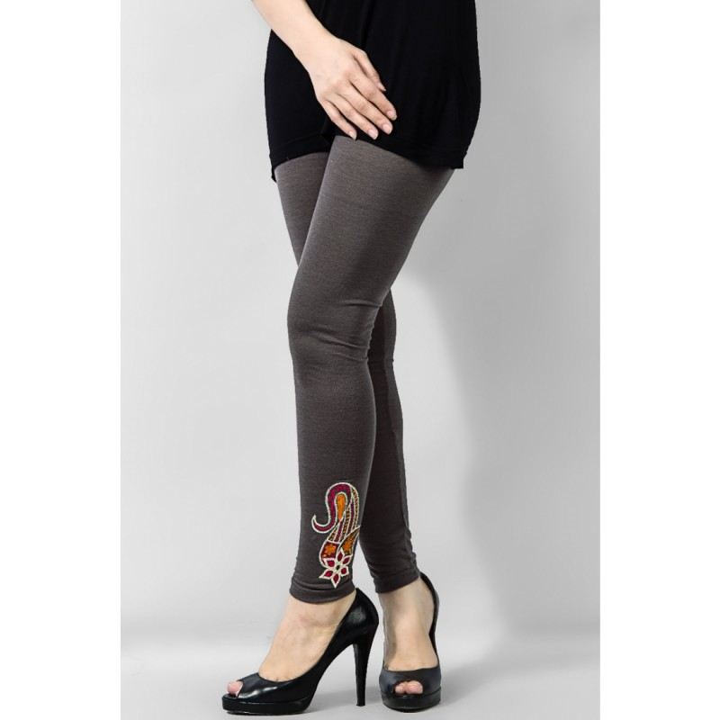 Latest Collection of Printed Embroidered Ladies Tights, Capri Pants & Leggings Designs 2015-2016 (6)