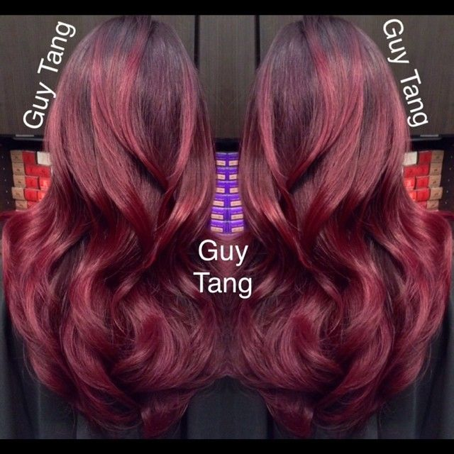 Latest Trends of Ombre Hairstyling, Coloring & Haircuts for Women 2015-2016 (22)