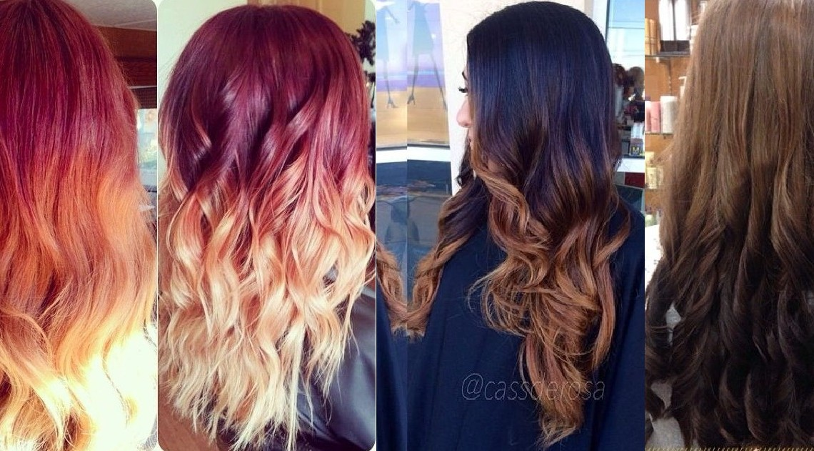 hair color and styles for 2015 most popular ombre hairstyles colors for 2016 2017 2186 | Latest Trends of Ombre Hairstyling Coloring Haircuts for Women 2015 2016 27 1140x631