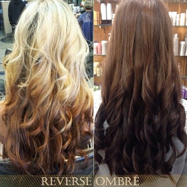 Latest Trends of Ombre Hairstyling, Coloring & Haircuts for Women 2015-2016 (8)
