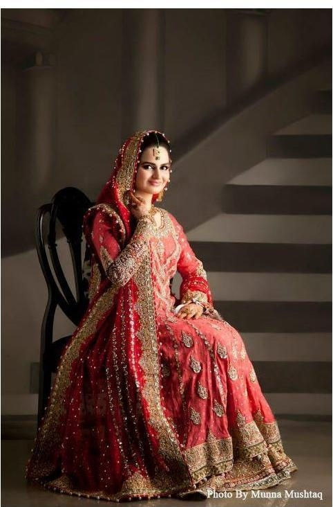New Asian Barat Day Dresses Designs for Wedding Bridals Latest Collection 2015-2016 (15)