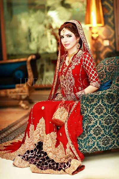 New Asian Barat Day Dresses Designs for Wedding Bridals Latest Collection 2015-2016 (16)