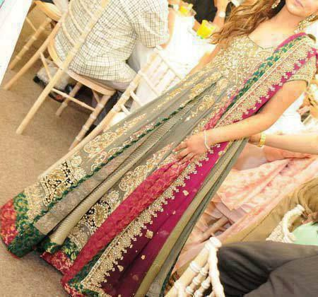 New Asian Fashion Latest Engagement Bridal Dresses Collection for Weddings 2015-2016 (21)