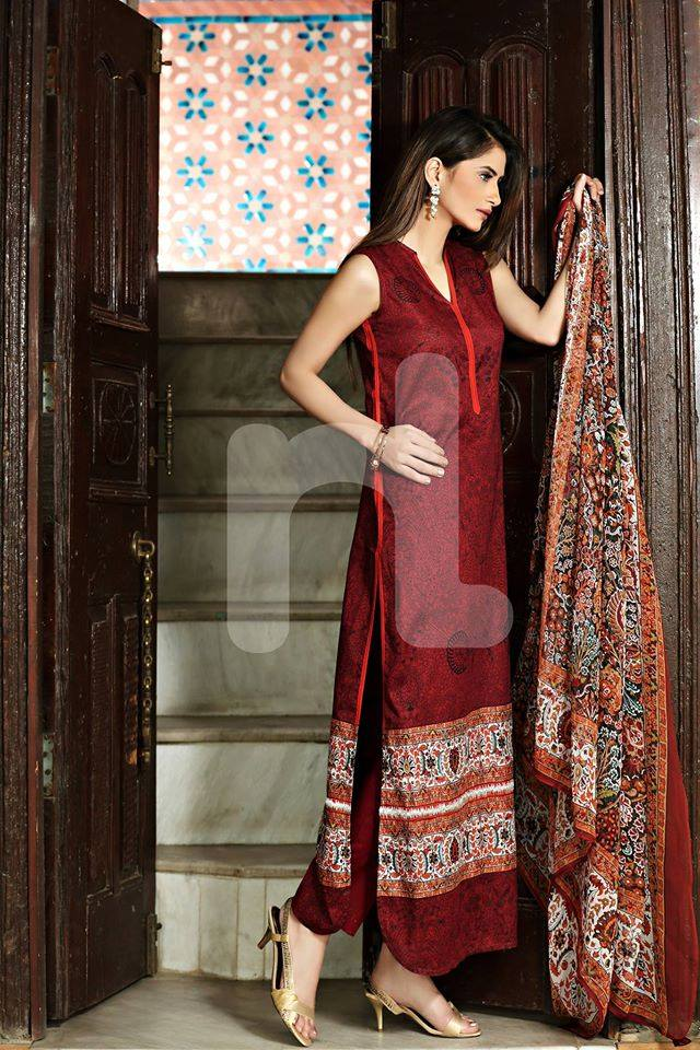 Nishat Linen Latest Spring-Summer Dresses Collections 2015-2016 for Women by Pakistani brands (1)