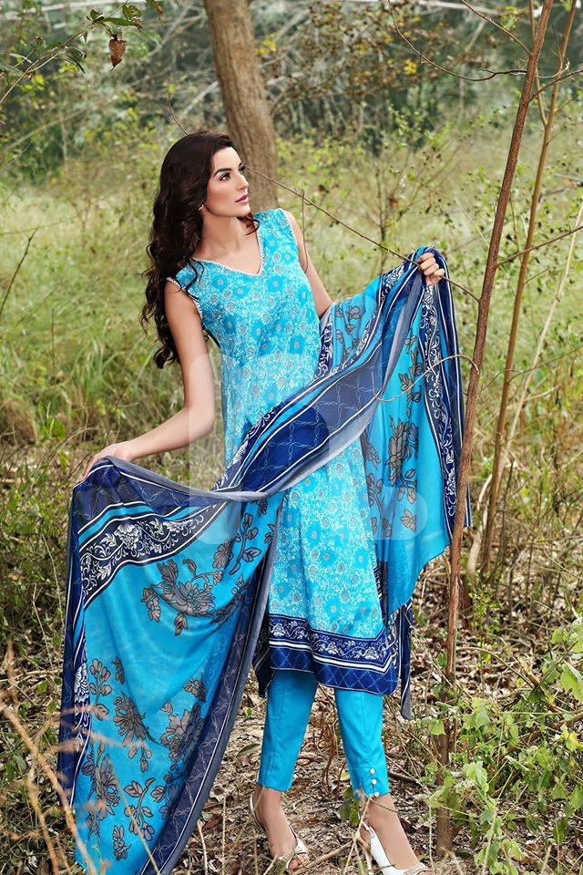 Nishat Linen Latest Spring-Summer Dresses Collections 2015-2016 for Women by Pakistani brands (10)