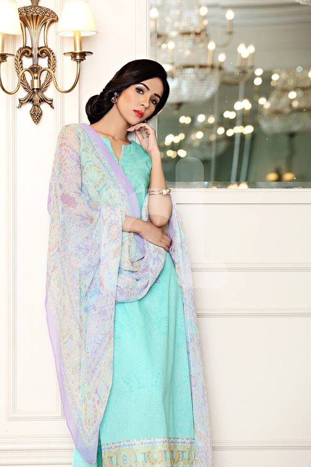 Nishat Linen Latest Spring-Summer Dresses Collections 2015-2016 for Women by Pakistani brands (4)