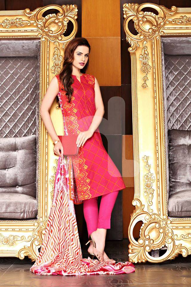 Nishat Linen Latest Spring-Summer Dresses Collections 2015-2016 for Women by Pakistani brands (7)