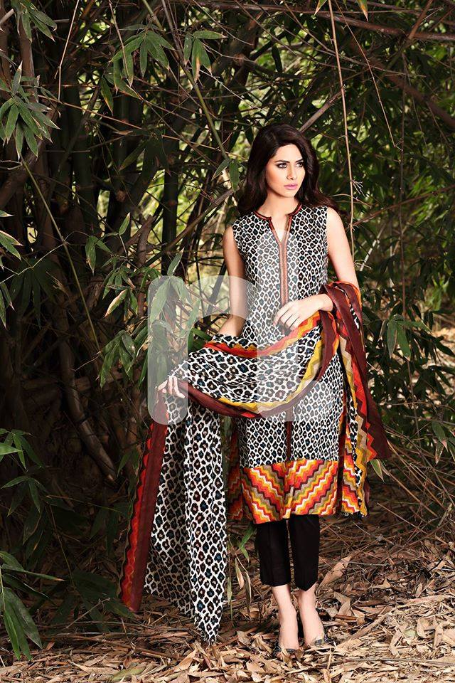 Nishat Linen Latest Spring-Summer Dresses Collections 2015-2016 for Women by Pakistani brands (9)