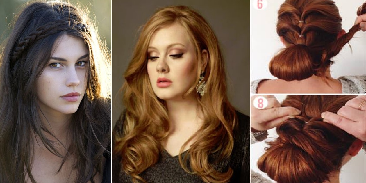 Latest Party Hairstyles Trends & Tutorial Step By Step Ideas
