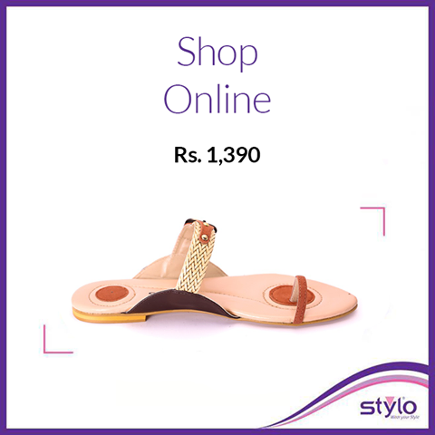 Stylo Shoes Latest Summer Footwear Designs Sandals Collection for Girls 2019