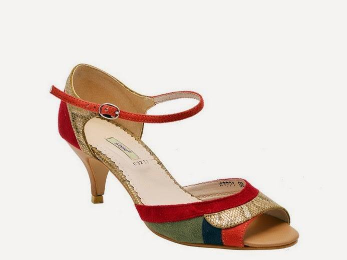 Stylo Shoes Latest Women Footwear Designs Summer Spring Collection 2015 (10)