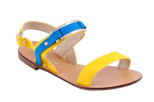 Stylo Shoes Latest Women Footwear Designs Summer Spring Collection 2015 (17)