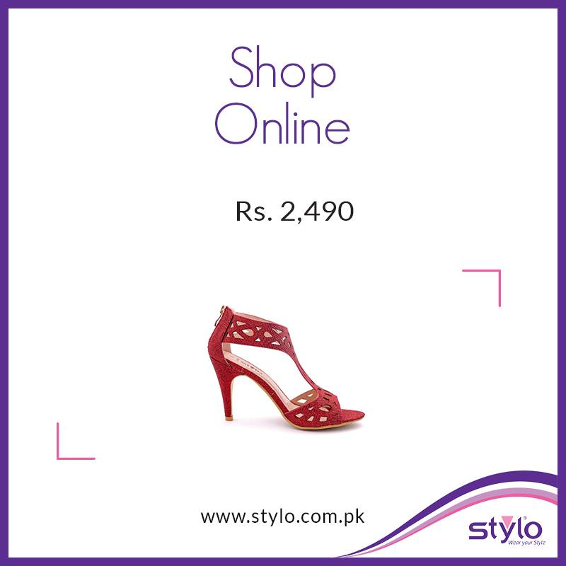 Stylo Shoes Latest Women Footwear Designs Summer Spring Collection 2015 (26)
