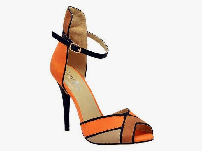 Stylo Shoes Latest Women Footwear Designs Summer Spring Collection 2015 (4)
