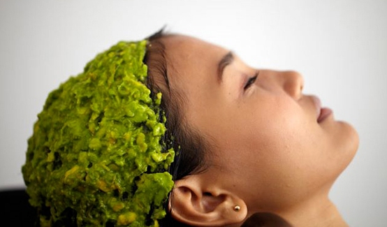 avocado-hair-mask for hair loss treatments