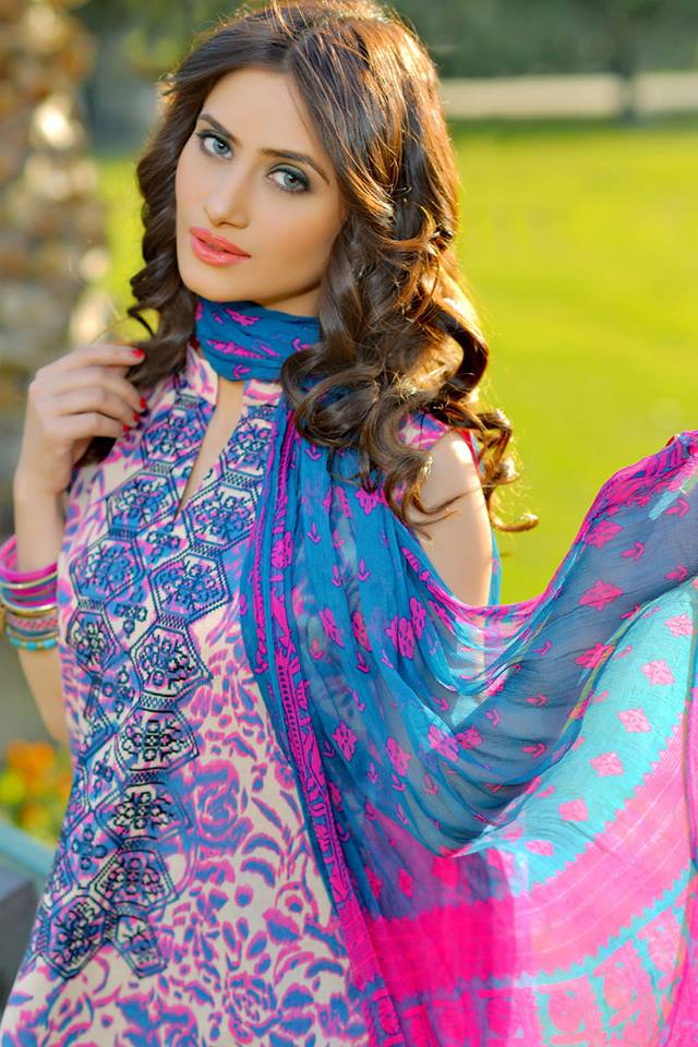 Colorful Printed & Embroidered Dresses by Nimsay Summer Collection 2015-2016 (25)
