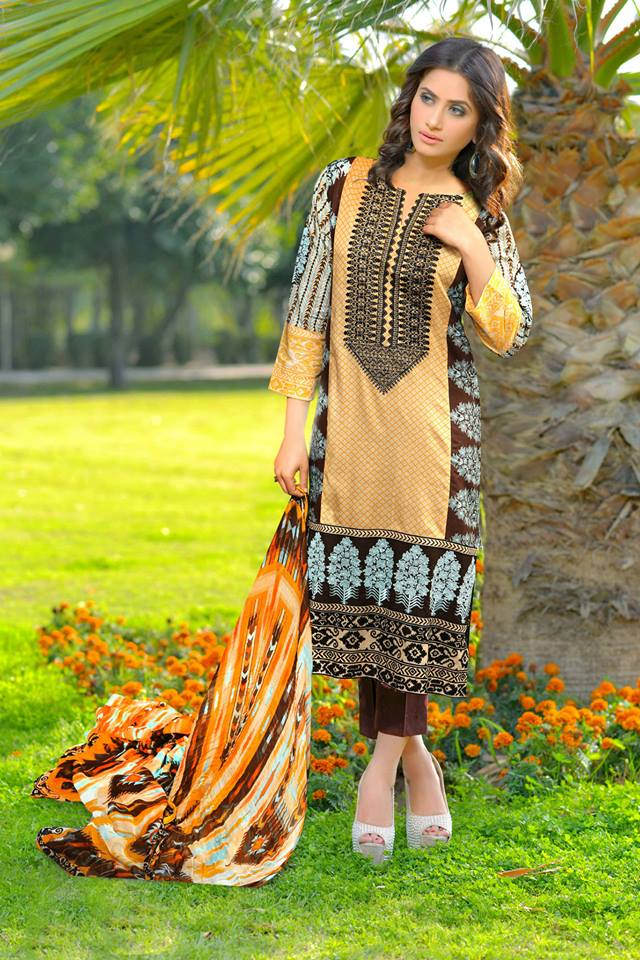 Colorful Printed & Embroidered Dresses by Nimsay Summer Collection 2015-2016 (40)