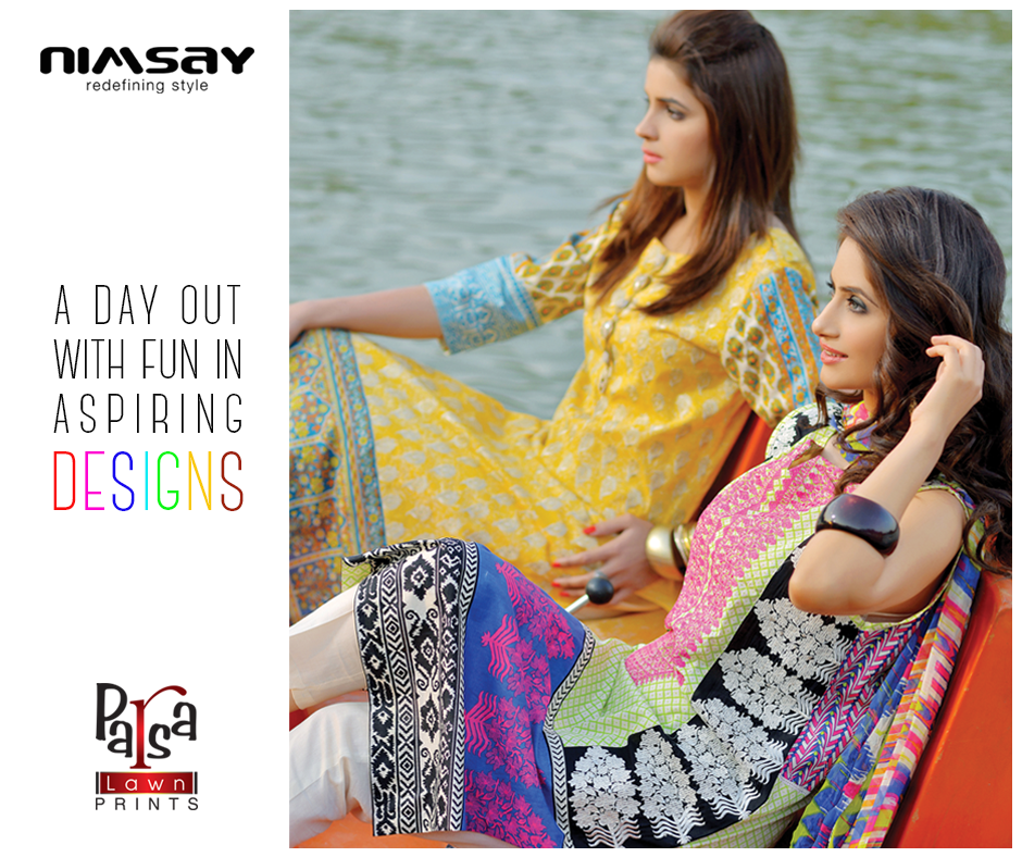 Colorful Printed & Embroidered Dresses by Nimsay Summer Collection 2015-2016 (5)