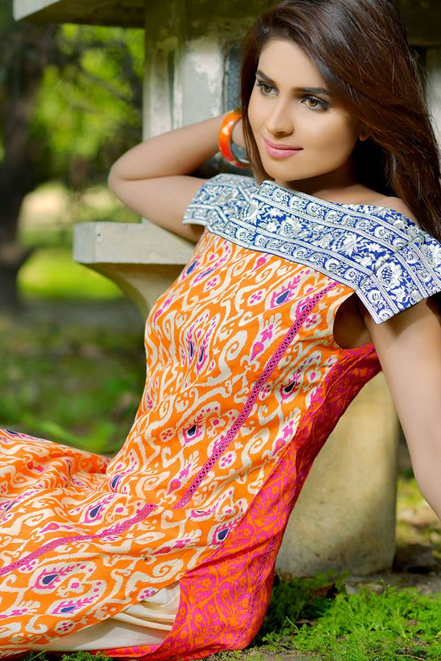 Nimsay Spring Summer Colorful Dresses Collection 2019 for Women