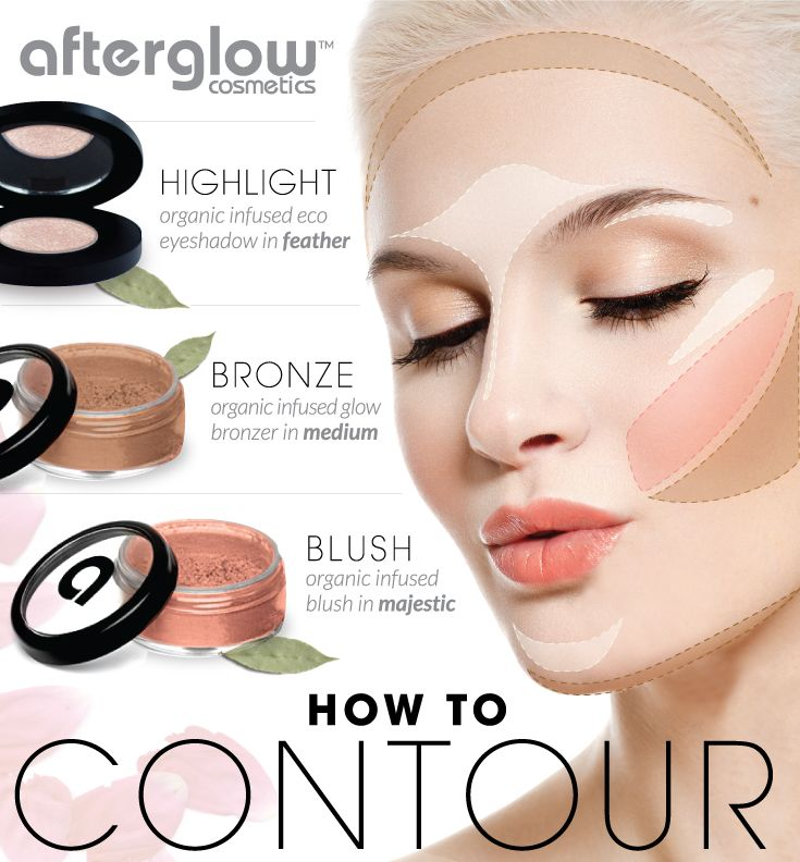 How to apply blush step by step tutorial (12)