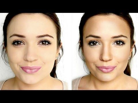How to apply blush step by step tutorial (7)