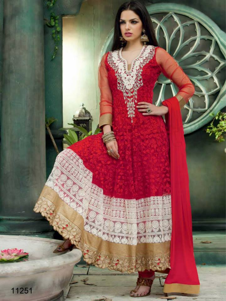 Indian Designer Anarkali Suits 2020 New Collection By Natasha Couture Galstyles Com