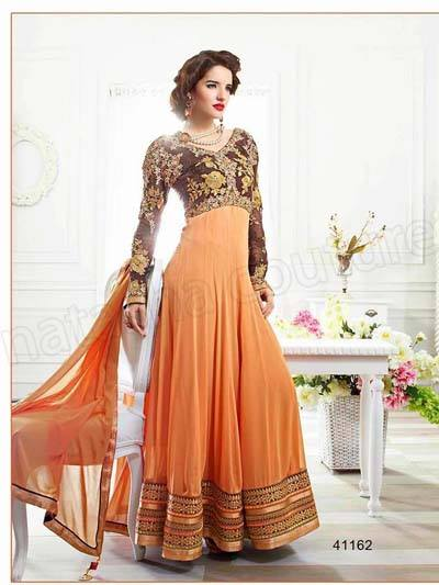 9945eb558 ... Indian Latest Anarkali Suits Collection by Natasha Couture (7) ...